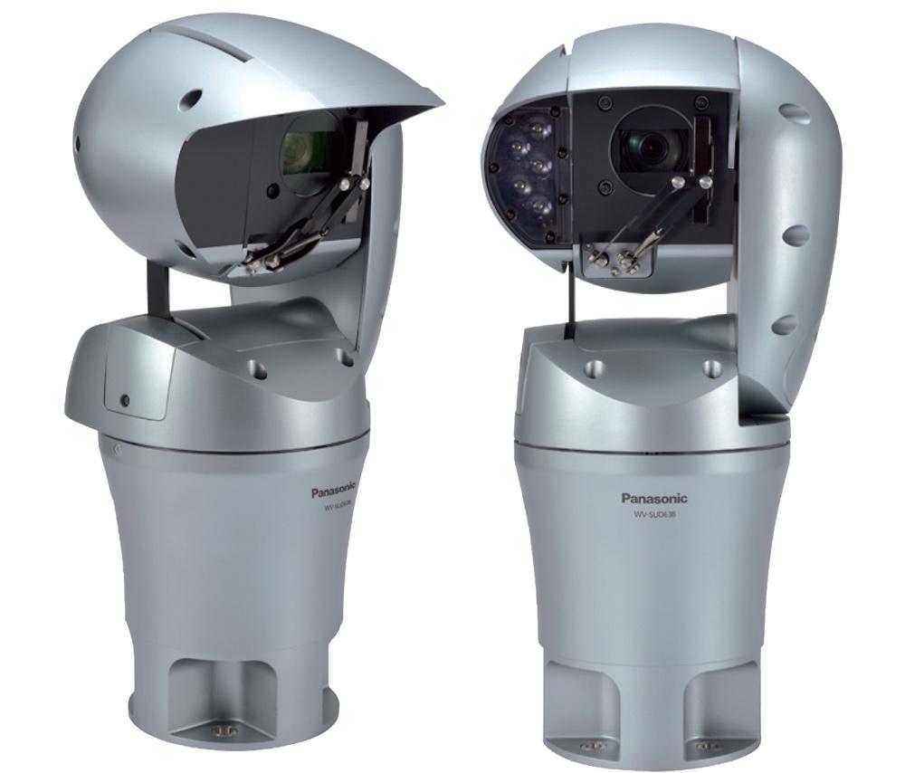 Aero ptz network camera rugged pan a 360 e full hd 60 for Definizione camera